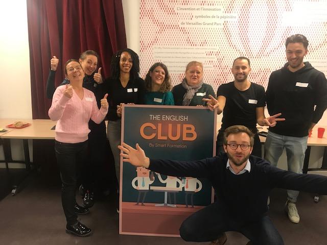 Photo d'un English Club
