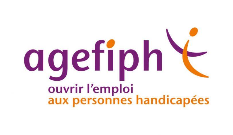un logo d'agefiph