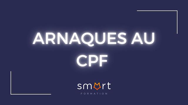 Arnaques au CPF